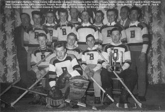 1956 Wellington Battlers