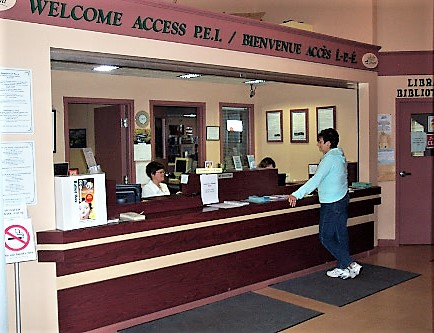 Access PEI Office
